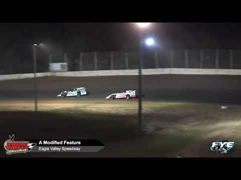 Eagle Valley Speedway 9/10/21 Modified Final Laps - dirt track racing video image