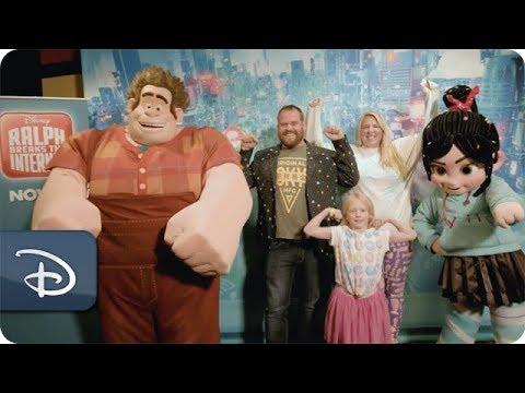 'Ralph Breaks the Internet' Meet-Up at Disney Springs - UC1xwwLwm6WSMbUn_Tp597hQ