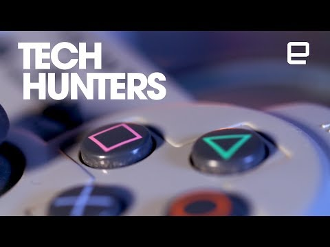 The Sony Playstation is when games got real | Tech Hunters - UC-6OW5aJYBFM33zXQlBKPNA