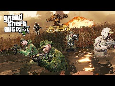 GTA 5 GUN RUNNING DLC - NEW SPECIAL MILITARY VEHICLE MISSIONS! (GTA 5 Gunrunning Update) - UC2wKfjlioOCLP4xQMOWNcgg