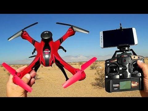 Feilun FX176C2 (720p Version) Cheap GPS Follow Me Drone Flight Test Review - UC90A4JdsSoFm1Okfu0DHTuQ