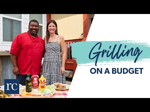 Easy Grilling Recipes Your Budget Will Love!