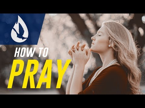 How to Pray (1/1)