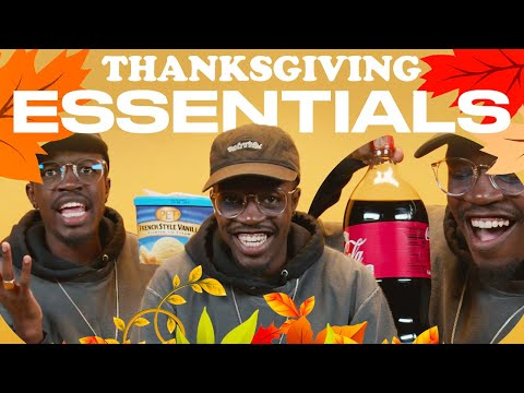 Davides Ideal Thanksgiving Meal  Elevation YTH  Essentials with Davide