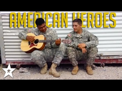 American Heroes on Got Talent! | The Best of America! - UCe_Fx4EZAgKjDz0aQ_Y7hSA