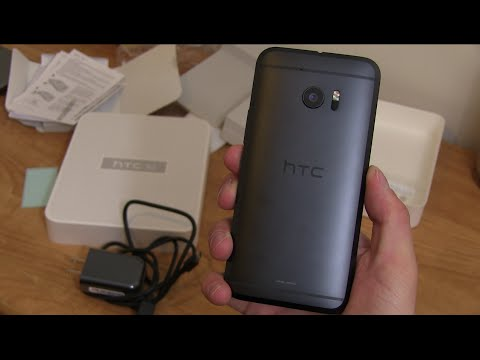 HTC 10 Unboxing and Impressions - UCbR6jJpva9VIIAHTse4C3hw