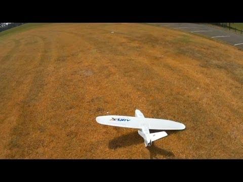 X-UAV Talon Mini (mini Talon) build & maiden flights (Mobius hat-cam) - UCqEWyJEAWc6w1EpM6hcNprA
