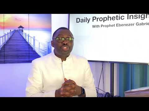 Prophetic Insight Aug 2nd, 2021