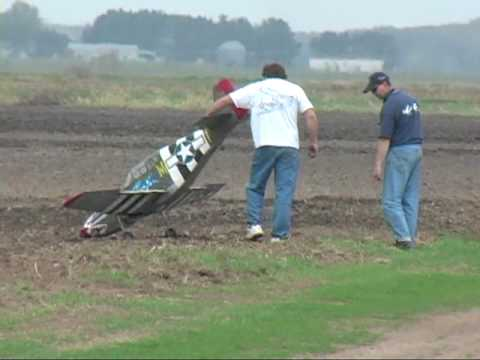 """RC Crashes"" -- Ten Planes Up - Five Mishaps - UCnlaND5dnFsIDFhSYkHs0bA"