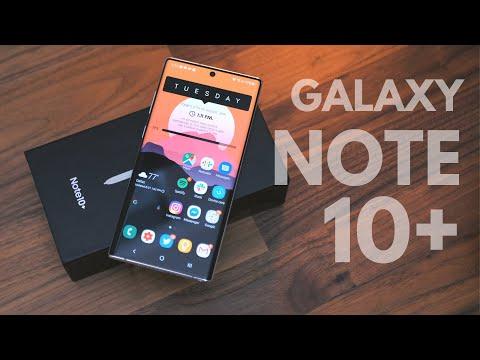 Galaxy Note 10 Plus: 72 Hours Later! - UCF78twzUr1i7EyJV9Yo72aA