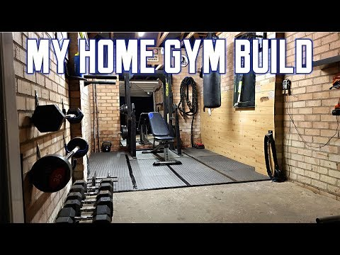 budget home gym setup  garage gym ideas  home gym