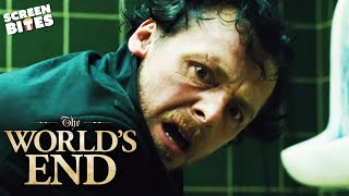 Gary Faces the Androids | The Bathroom Fight | The World's End | SceneScreen
