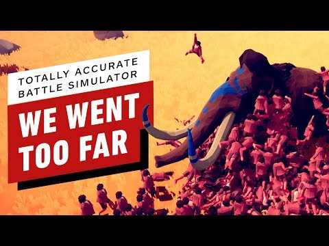 We Broke Totally Accurate Battle Simulator So Badly That God Had to Intervene - UCKy1dAqELo0zrOtPkf0eTMw