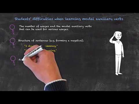 Modals and Passive Voice - Difficulties for Students