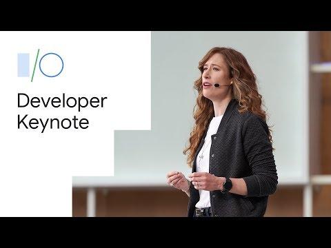 Developer Keynote (Google I/O '19) - UC_x5XG1OV2P6uZZ5FSM9Ttw