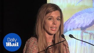 Carrie Symonds expresses her disgust at puffin trophy hunters