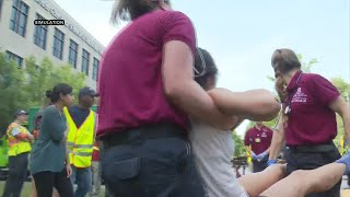 Drill prepares Upstate med students for possible mass casualty events