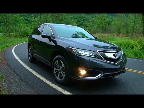 2016 Acura Rdx Testdrivenow Com Review By Auto Critic Steve Hammes