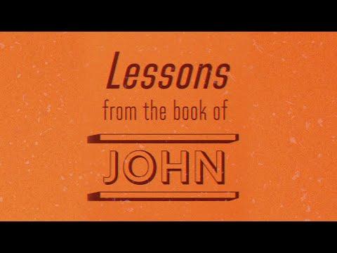 Lessons From the Gospel of John - Tony Evans