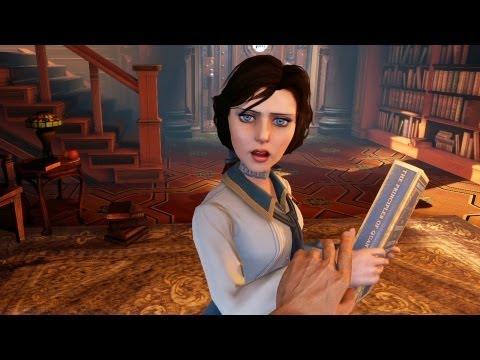 BioShock Infinite: Clouds and Strife: Building the World - UCbu2SsF-Or3Rsn3NxqODImw