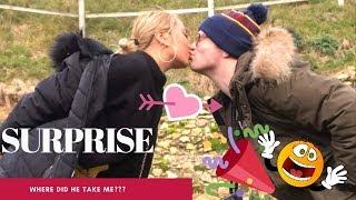 Husband surprised me | Exploring UK | Castle Rising | #2