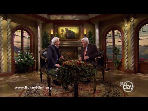 Dont Bury Gods Promises in a Pile of Ashes - A special sermon from Benny Hinn