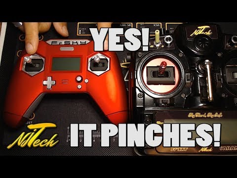 FrSky X-Lite Review | YES it pinches! - UCpHN-7J2TaPEEMlfqWg5Cmg