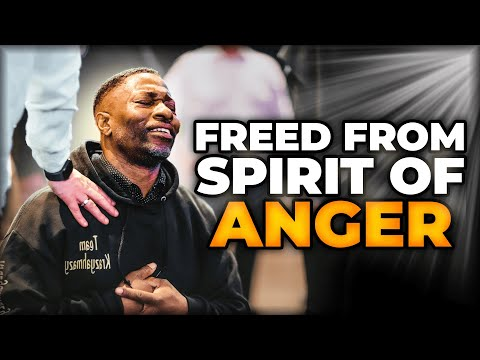 FREED from SPIRIT of ANGER!! Powerful Testimony!