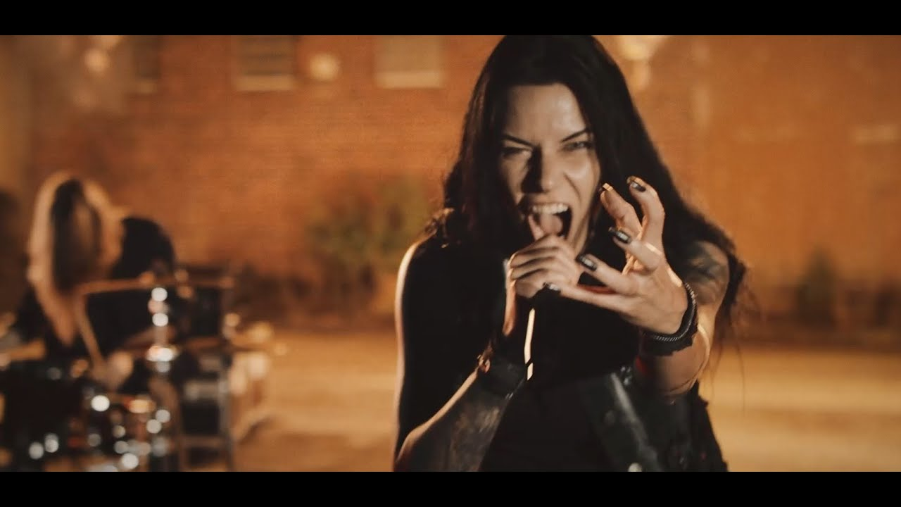 HIRAES – Under Fire (Official Video) | Napalm Records