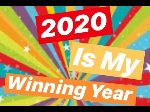 2020 Will Be Your WINNING YEAR
