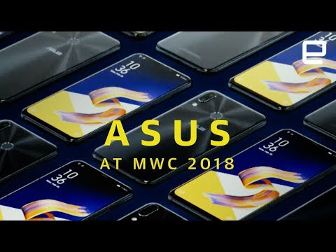 ASUS MWC 2018 Event in Under 9 Minutes - UC-6OW5aJYBFM33zXQlBKPNA