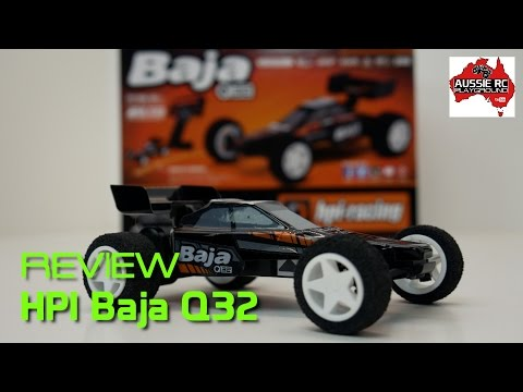 Unboxing and Review: HPI Baja Q32 1/32 Scale RTR - UCOfR0NE5V7IHhMABstt11kA
