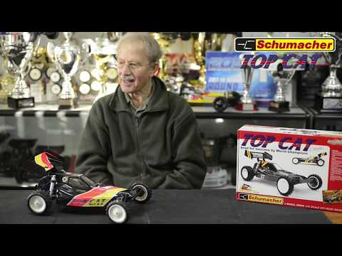 Schumacher TOP CAT 'Classic' Iconic RC Car - UCM4b1z6cnMp60yHmzsbUQmA