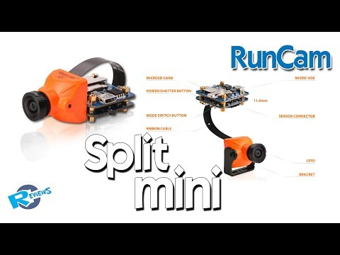 RunCam Split mini Whats inside, and Raw true color race track footage - UCv2D074JIyQEXdjK17SmREQ