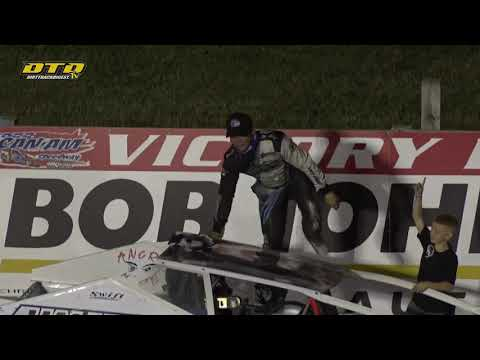 Can-Am Speedway   DIRTcar Sportsman Feature Highlights   6/30/21 - dirt track racing video image