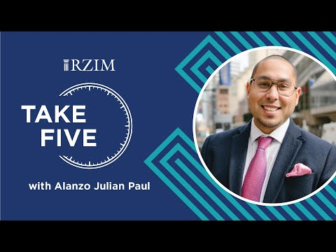 Are You Made for this World?  Alanzo Julian Paul  Take Five  RZIM