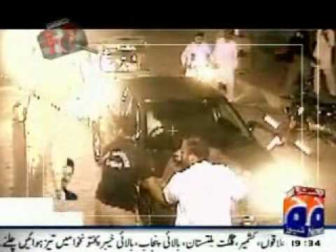 ANP MPA Yasmeen Zia's son clash with Police