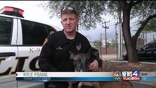 Fundraiser held for Tucson Police K9