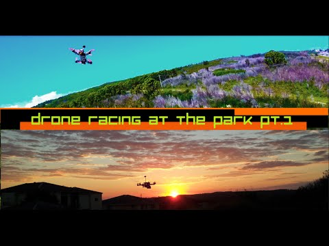 Proximity Drone racing at the park - Miniquads - QAV250 vs FPV250L - UCRNxqk7A7fhmlLLCXEWpe6w
