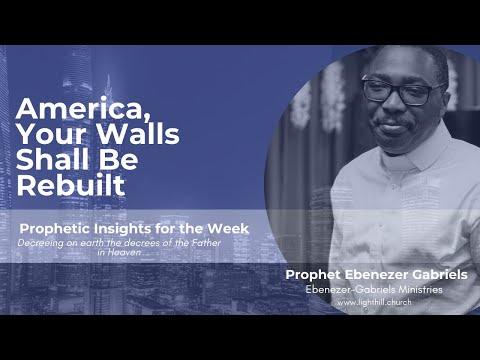 Jun 20th, Prophetic Insight