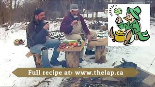 Roadside Gourmet Ep 10: Campfire Beef and Guinness Pie