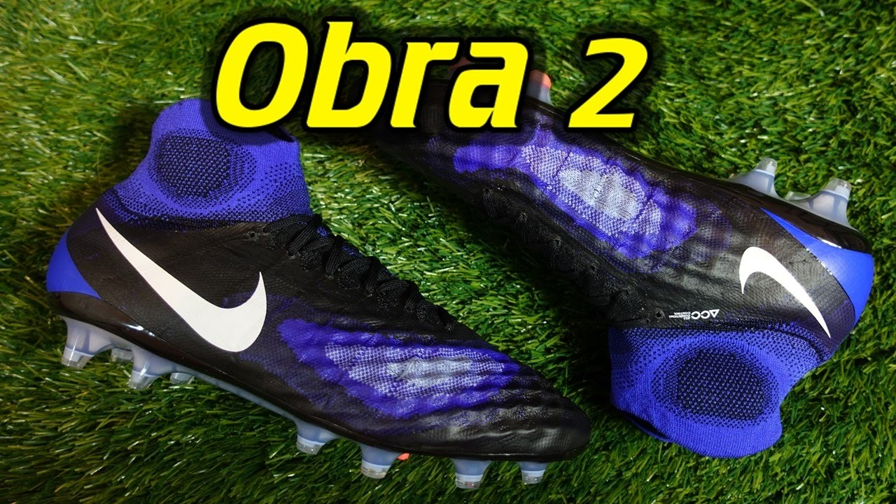 nike magista obra 2 dark lightning pack review on feet