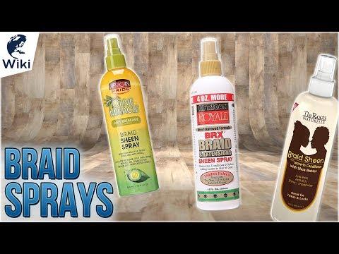 7 Best Braid Sprays 2018 - UCXAHpX2xDhmjqtA-ANgsGmw