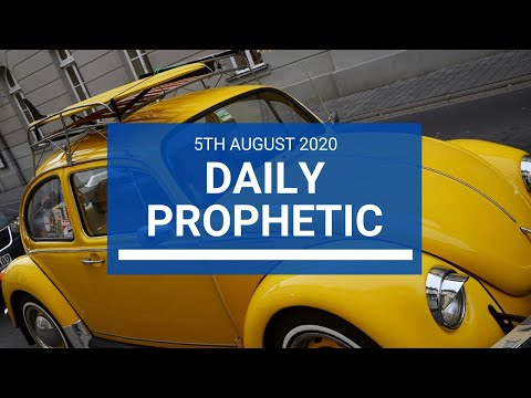 Daily Prophetic 5 August 2020 1 of 7