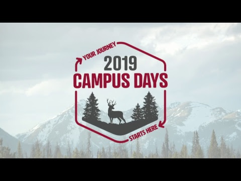Campus Days 2019: Day 2, Session 5 - Greg Mohr
