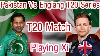 Pakistan Vs Englang T20 Cricket | Pakistan Playing Xi First T20 | Mussiab Sports |