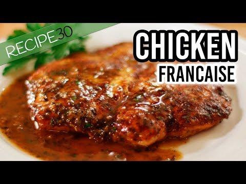 Chicken Francaise Recipe over 200 Million Views - UCy_iF2lqOucgmK1BLCl-6vQ
