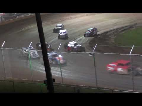 Legendary Midwest Mod Feature 2 Friday - Cedar Lake Speedway 09/17/2020 - dirt track racing video image