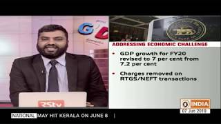 RBI Monetary Policy & Economic challenges | Big Picture  | DD India | [ Full programme ]