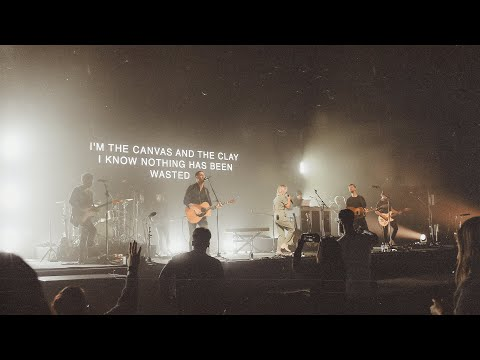 Pat Barrett - Canvas and Clay (ft. Bryan and Katie Torwalt) [Live from Worship Together Conference]